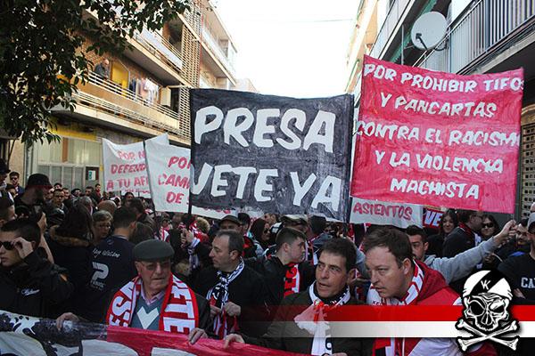 Manifestación Presa (1)
